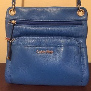 Calvin Klein Crossover purse